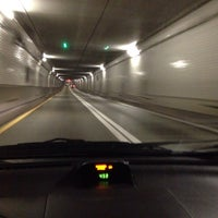 Photo taken at Baltimore Harbor Tunnel by Lawrence L. on 2/9/2013