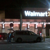 Photo taken at Walmart Supercenter by Princess F. on 6/30/2013