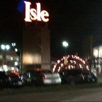 Photo taken at Isle of Capri Casino Kansas City by Princess F. on 11/16/2012