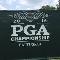 Photo taken at Baltusrol Golf Club by Bill C. on 7/30/2016