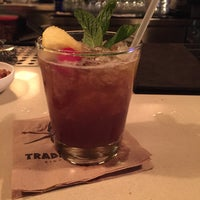Photo taken at Trader Vic's Lounge by Bill C. on 2/15/2016