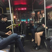 Photo taken at NJT - Bus 126 by Bill C. on 4/9/2016