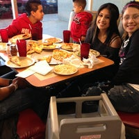 Photo taken at Cicis by Michael J. on 1/4/2013