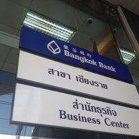 Photo taken at Bangkok Bank by Wa.ii on 12/15/2015