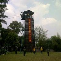 Photo taken at Rindam Jaya by Alponso P. on 9/11/2013