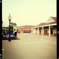 Photo taken at Lighthouse Place Premium Outlets by Markus on 8/22/2013