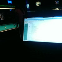 Photo taken at Hot Shots Billiards & Sports Bar by Allison W. on 8/21/2013