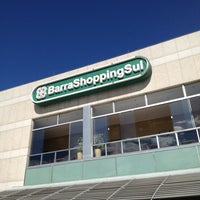 Photo taken at BarraShoppingSul by Anderson D. on 1/19/2013