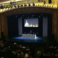 Photo taken at The Count Basie Theatre by J Geoff M. on 10/5/2012