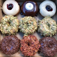 Photo taken at Uncle Dood's Donuts by J Geoff M. on 11/23/2016