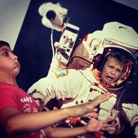Photo taken at Ingram Planetarium by Nano S. on 8/3/2014