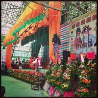 Photo taken at 譚公廟 by Baby U. on 5/19/2013