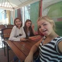 Photo taken at Итальянец by Настюха К. on 8/26/2015