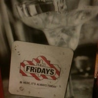 Photo taken at TGI Fridays by Kevin G. on 11/1/2012