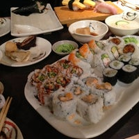 Photo taken at Toyama Japanese Resturant by Tammy T. on 10/24/2012