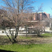 Photo taken at University Commons by Maria on 4/12/2016
