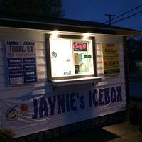 Photo taken at Jaynie's Icebox by Phillip G. on 10/29/2013