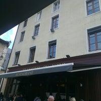 Photo taken at Brasserie du Nord by Steven H. on 5/2/2013