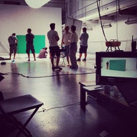 Photo taken at Pin-Up Studio by Wojtek S. on 7/30/2013