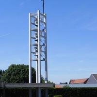 Photo taken at Velaine-sur-Sambre by Karine C. on 11/18/2012