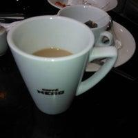 Photo taken at Caffè Nero by Joe M. on 9/16/2012