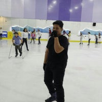 Photo taken at Kallang Ice World by Hairil N. on 12/1/2015