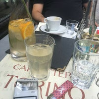 Photo taken at Caffetteria Torino by E .A G. on 7/6/2016