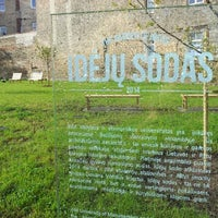 Photo taken at Idėjų sodas | The Garden of Ideas by Kamilė N. on 5/20/2014