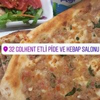 Photo taken at Gölkent 32 Pide ve Kebap Salonu by Fundagül T. on 8/15/2017
