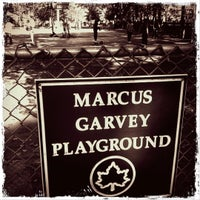 Photo taken at Marcus Garvey Park - Dog Run by Arnaud P. on 10/21/2012