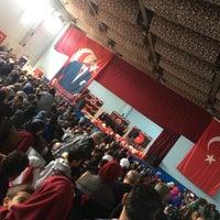 Photo taken at Ayrancılar Atatürk İlk-Orta Okulu by Mesut B. on 4/23/2017