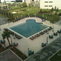 Photo taken at Erbil Rotana Hotel by Avan S. on 7/13/2013