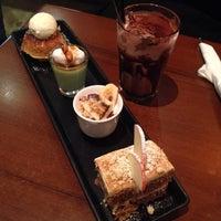 Photo taken at Eggless Dessert Cafe by Jo L. on 7/12/2015