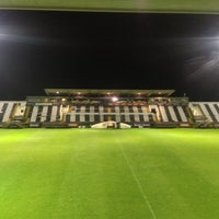 Photo taken at Estádio da Madeira by Marco Nuno R. on 5/31/2014