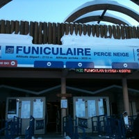 Photo taken at Funiculaire by Xavier G. on 12/9/2012