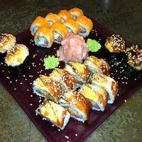 Photo taken at Silk Sushi Bar by Michael P. on 7/27/2013