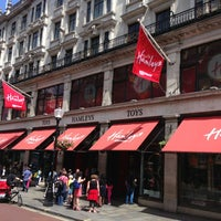 Photo taken at Hamleys by Michael P. on 6/30/2013