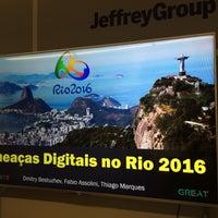 Photo taken at JeffreyGroup São Paulo by Roberto M. on 6/7/2016