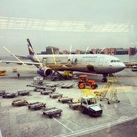 Photo taken at Sheremetyevo International Airport (SVO) by Fedor W. on 11/21/2013