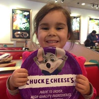 Photo taken at Chuck E. Cheese's by Belle L. on 1/10/2016