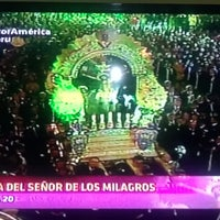Photo taken at Tv futura Perú by Enrique C. on 10/20/2015