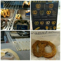 Photo taken at Auntie Anne's by Sylvia 'cetz' W. on 5/18/2016