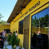 Photo taken at Centrão- Centro De Formação De Condutores De Veículos Automotores by Jair M. on 7/17/2014