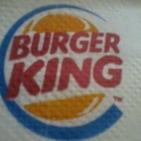 Photo taken at Burger King by Bruno S. on 12/21/2012