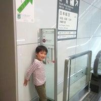 Photo taken at HND Terminal 1 by Maki S. on 4/15/2013