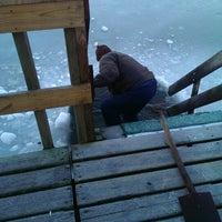 Photo taken at Nakskov Indrefjord by Birgitte J. on 2/11/2014