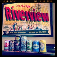 Photo taken at Riverview Tavern by Joseph T. on 4/18/2013