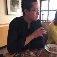 Photo taken at Meson del Jobito Restaurante by Larissa S. on 5/22/2016