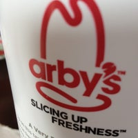 Photo taken at Arby's by Ann-Marie on 1/21/2013