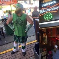 Photo taken at O'Mainnin's Pub by Ann-Marie on 9/17/2016
